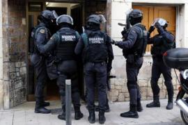 Gran operación antidroga en Mallorca y varios puntos de la península