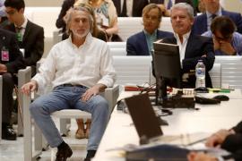 El cabecilla de la trama Gürtel, Francisco Correa, y su número dos, Pablo Crespo