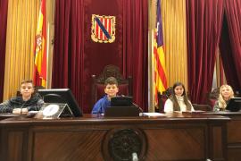 Diputados por un día en el Parlament