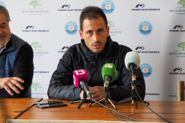 Cirio: «Sé que el gol llegará»
