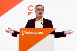 Villegas dejará la dirección de Ciudadanos tras el Congreso provocado por la salida de Rivera
