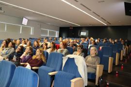 Medio centenar de sanitarios participa en una jornada de formación en cronicidad en el H Can Misses de Ibiza
