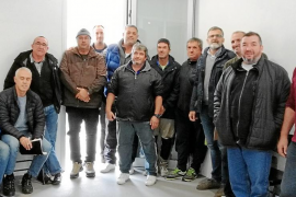 Reunión de pescadores y Govern