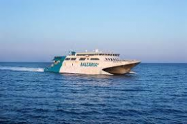 Balearia reprograma servicios debido a las condiciones meteorológicas