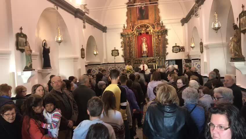 La iglesia de Sant Agustí cumple 200 años