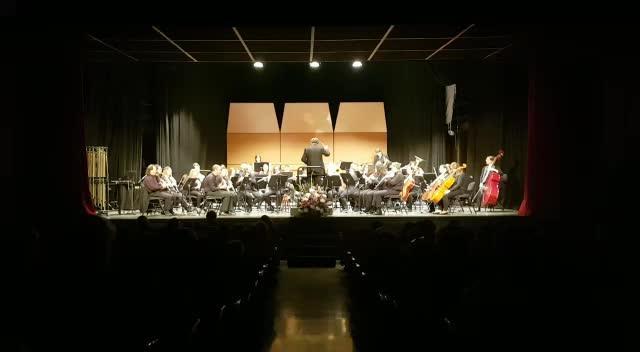 La Banda Simfónica Ciutat d'Eivissa viaja al lejano oeste para celebrar Santa Cecilia