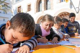 Juegos y talleres en Santa Eulària para celebrar el Día Mundial de la Infancia