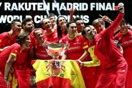 Nadal da a España su sexta Copa Davis