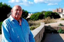 Francis Montesinos, en Palma