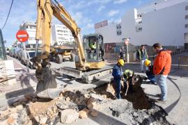 Una avería deja sin luz a 1.490 clientes en Sant Antoni