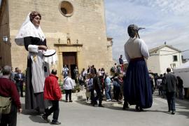 Éxito de las ferias de Alcúdia, Santa Eugènia, Porreres y Calvià
