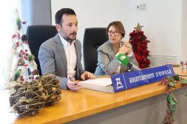 Ibiza se iluminará de Navidad este viernes