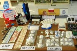 Una banda de narcos se enfrenta a penas de 9 años de cárcel y 2,3 millones de multa