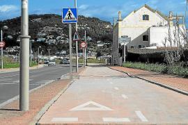 Adjudicada la redacción del proyecto de la red de 26 km de vías ciclistas de Ibiza