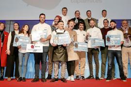 Ganadores, organizadores y patrocinadores de TaPalma