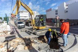 Una avería deja sin luz a 1.490 clientes de Sant Antoni