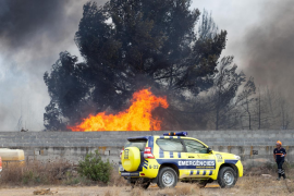 El Govern balear actuará «de manera integral» en las Pitiusas para combatir los incendios