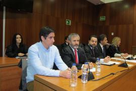 Rodrigo Lanza, condenado a cinco años por matar a un hombre que llevaba tirantes con la bandera de España