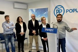El PP de Sant Josep acusa al gobierno de no ejecutar los presupuestos que presenta