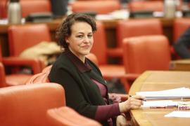 La ministra de Trabajo en funciones, Magdalena Valerio