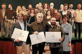 Entrega de los Premis Mallorca de Cinema