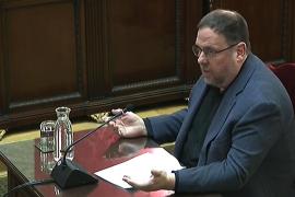 El Constitucional rechaza el recurso de Oriol Junqueras contra la prisión preventiva