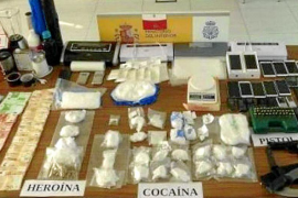La Audiencia juzga hoy a una banda de narcos colombianos que operaba en Ibiza