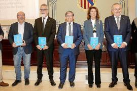 Presentación de la memoria del Consell Econòmic i Social