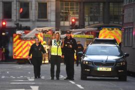 atentado en el puente de Londres