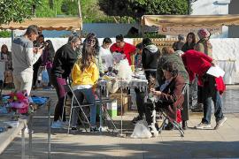 El Mercado Social de Jesús reúne a las entidades sociales de la isla