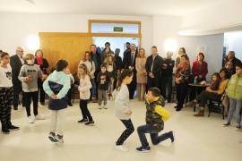 Inaugurada la ampliación del Centro de Tercera Edad de Santa Gertrudis