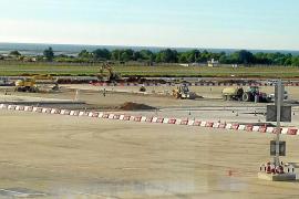 Aena invierte 30 millones de euros en obras de mejora en el aeropuerto de Ibiza