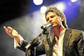 David deMaría, estrella de las Festes de Maig de Santa Eulària