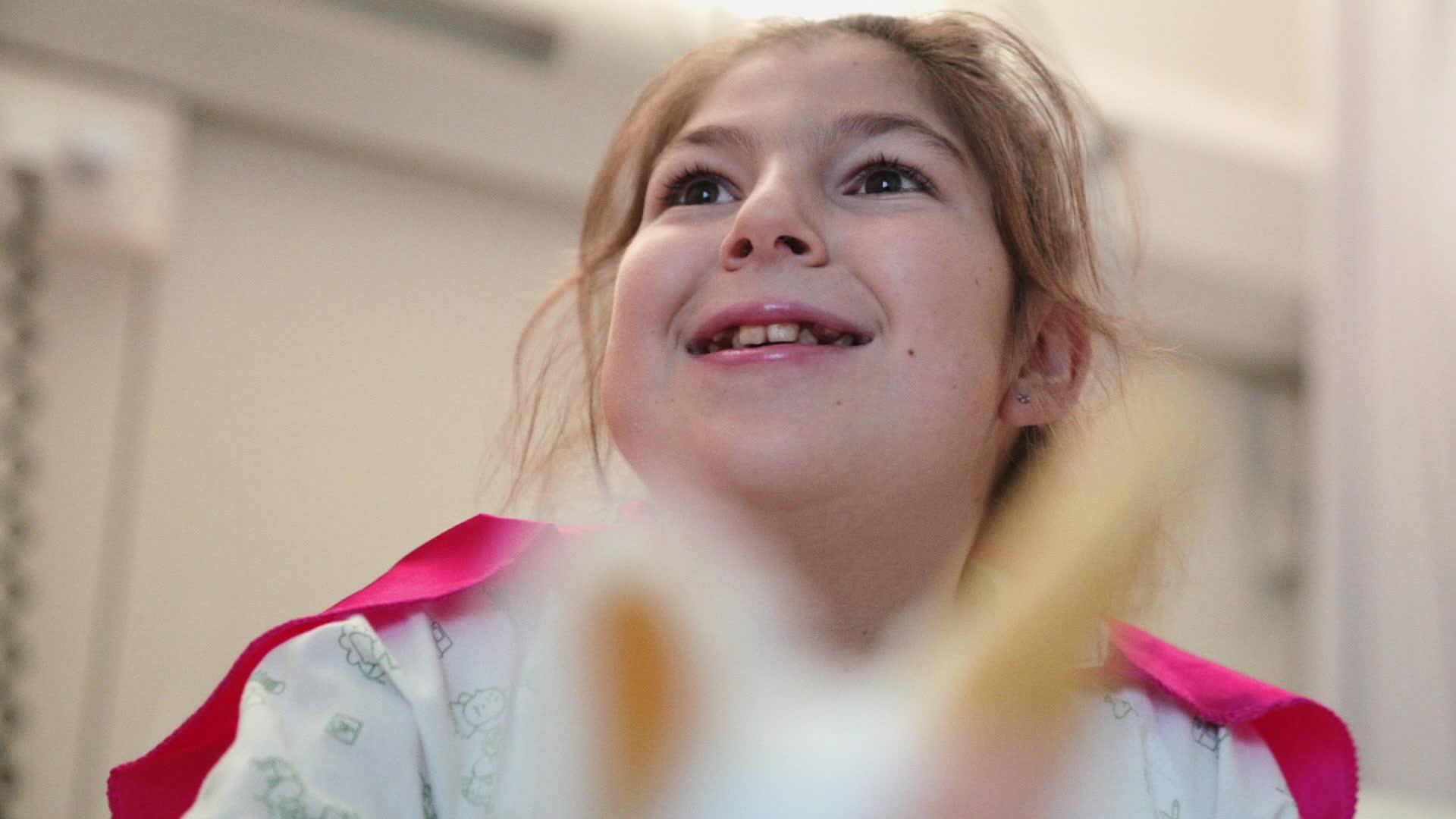 Un niña ibicenca de 11 años busca un donante de médula ósea