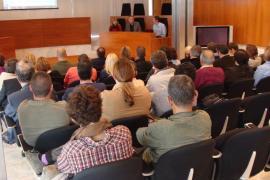 Discrepancias sobre la ubicación de las barcas de Formentera en la nueva fachada marítima de Eivissa