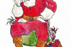 Una Santa Eulària muy solidaria viajará hasta los 80 esta Navidad