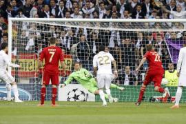 El Bayern apea al Madrid del sueño de la décima (2-1)