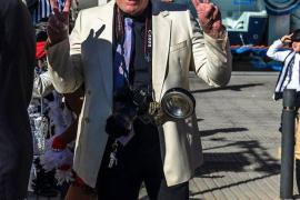 Ibiza despide al profesor de inglés y fotógrafo Guillermo Turner