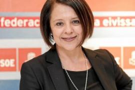 Sofía Hernanz, diputada del PSIB-PSOE que estará en la Mesa del Congreso