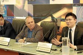 Convenio de colaboración con China en la Cámara de Comercio