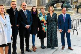 Hernanz pierde el puesto de secretaria primera del Congreso frente a Podemos