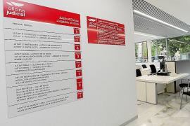 Los abogados piden «plazos razonables» para recuperar la actividad judicial