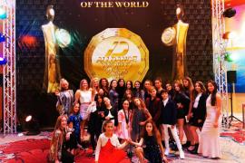 La academia de danza Davinia Van Praag de Ibiza consigue cinco premios en un festival mundial