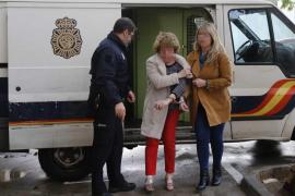La mujer ha sido detenida por la Policía Nacional