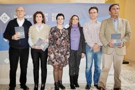 Lluís Ballester, Catalina Cebrián, Mercedes Martínez, Caterina Llull, Miquel Àngel Guerrero y Juan Félix Cigalat
