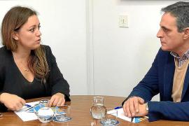 Marí Bosó exigirá más inversión pública del Estado en Formentera