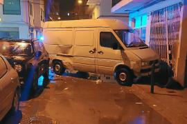La tormenta eléctrica provoca tres incendios de madrugada en Ibiza