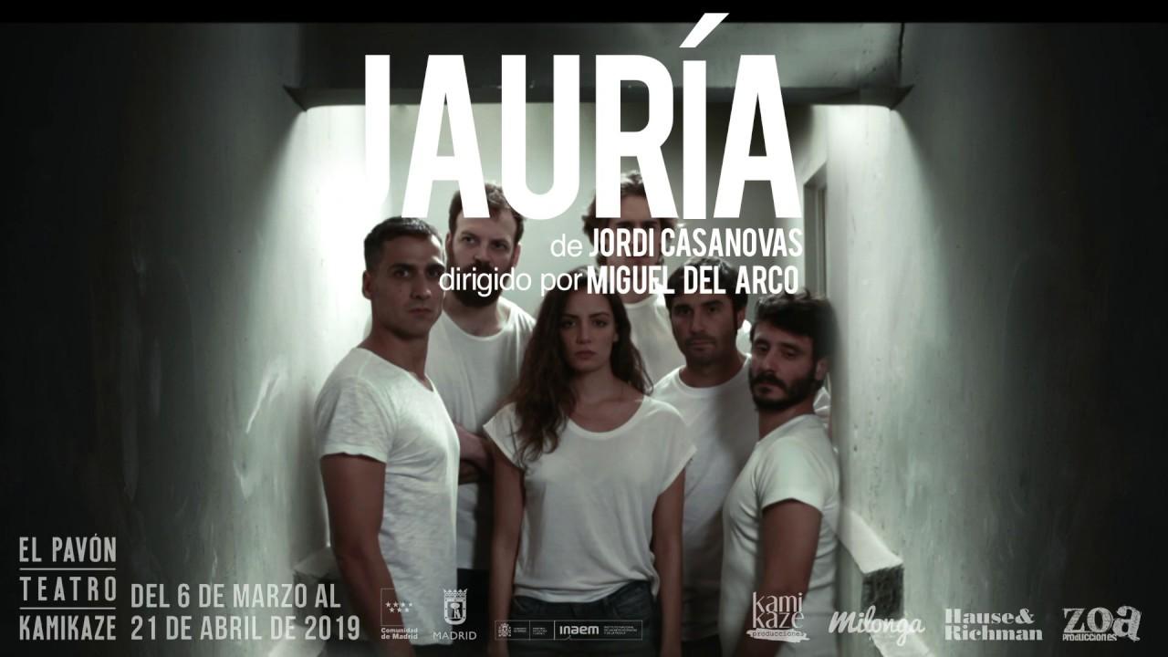 'La Manada' llega al Teatre Principal de Palma con 'Jauría'