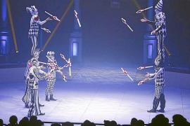 El Circo Alegría regresa a Son Fusteret con el Circo de Navidad 2019