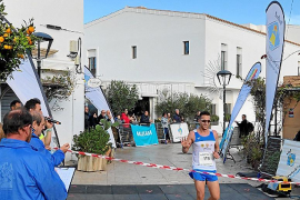 Adrián Guirado y Carolina D'Amico se imponen con claridad en Formentera